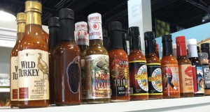More Hot Sauces