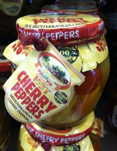 VaVa Hot Cherry Peppers